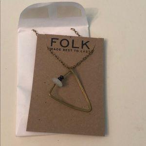 Folk Hand Made BOHO necklace